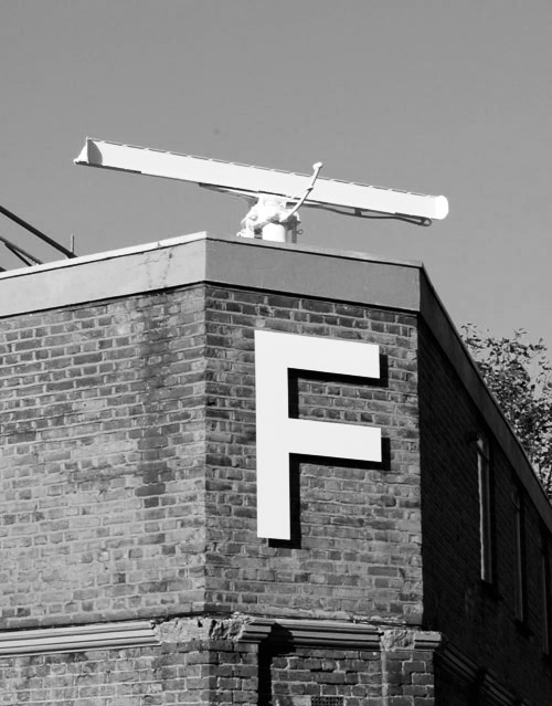 Building F \ Artist | Design | Hackney Studios and work space, Stoke Newington. Annexed Studio